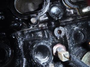 Coolant leak 2