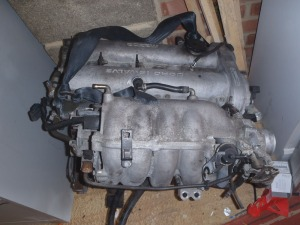 MX5 Mk2 Engine