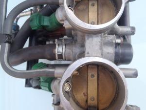 Idle control valve