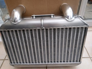 Radtec Westfield Turbo Intercooler